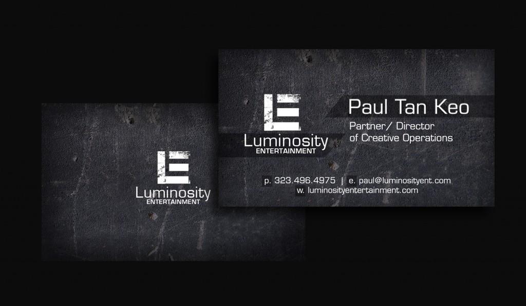 Luminosity-front