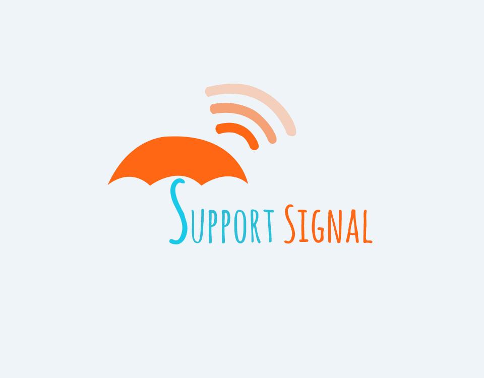 support-signal-umbrella
